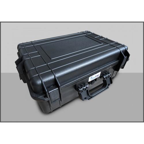 Alternative CaviTAU® transport case